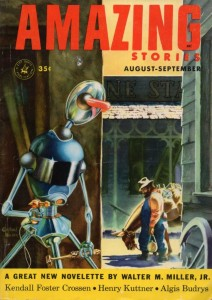 Amazing Stories 1953