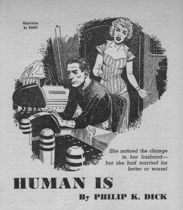 Human Is illo