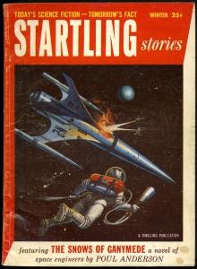Startling Stories 1955